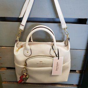Juicy Couture Creme handbag, NWT